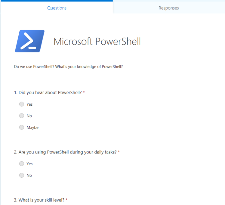MS Flow 03 – From Forms to Power BI and the glue is MS Flow  – BLOG